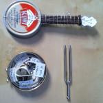 Banjo survival kit, contents